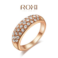Кольцо ROXI exquisite rose-golden plated lion rings,, fashion jewelry, factory price, best Chirstmas gifts, high quality, 2010208190