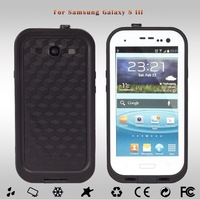 new arrival Redpepper shockproof Waterproof Dirtproof Case Cover for Samsung Galaxy SIII S3 I9300 100pcs/lot freeshipping