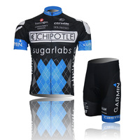 Black blue portal team themselves single speed drying chlpotle summer short-sleeved jersey suit male and female models