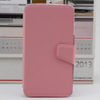 4-color S610t mobile phone protective  holster cover  in stock leather case Free Shipping