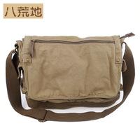 male shoulder bag backpack messenger bag canvas bag student school bag man bag women's handbag 0604