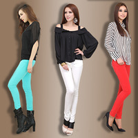 2013 Women's Plus Size XXXXL/5XL Pants Slim Skinny Pant Fashion Pencil pants,Women's leggings
