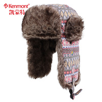 free shipping 2013 new kenmont Child hat autumn and winter baby ear child lei feng cap thickening thermal km-1409