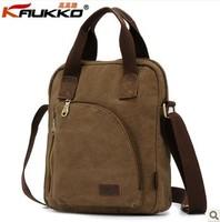 High quality fashion canvas messenger bags men canvas handbags designers brand shoulder travel bags