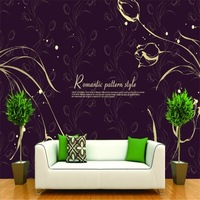 Sweets mural personalized wallpaper sofa tv background wall wallpaper abstract