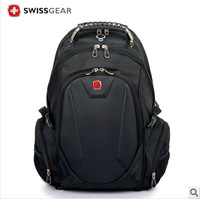 Swiss Army laptop bag shoulder bag free shipping printing backpack men luggage & travel bags men bags backpack