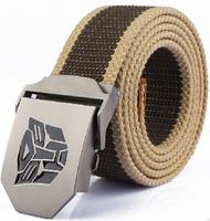 Lindangel kumgang canvas belt male casual belt male belt canvas strap
