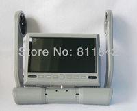"7"" LCD Monitor Car Central Armrest DVD Player MP3 USB SD"