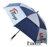 Skyscape golf umbrella large double layer umbrella male basic umbrella 60