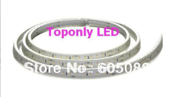TPU flexible linear lighting strip led 24v waterproof,led ribbon strip,power SMD3020 120leds/m,30m/reel,6reel/lot free shipping!(China (Mainland))