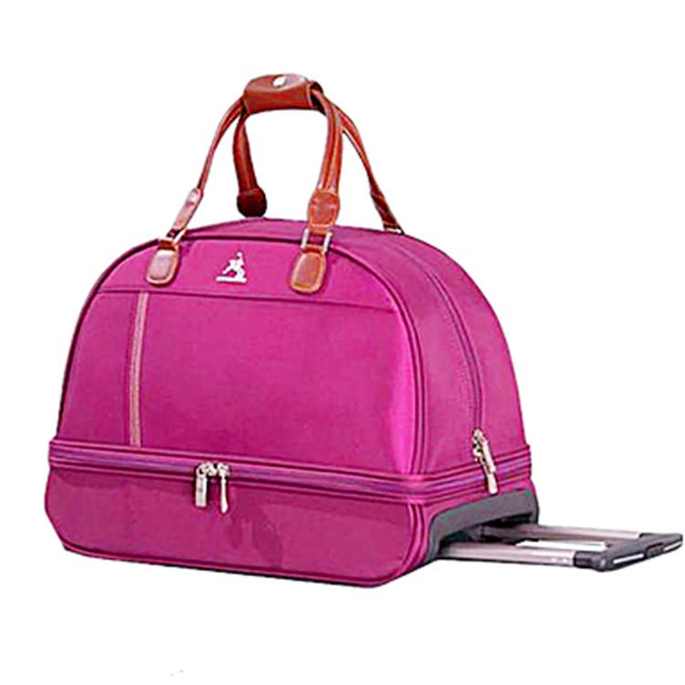 Poio clothes bag tug bag golf clothing bag handbag travel bag(China (Mainland))