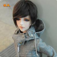 Wig eyes wigs df-h sd bjd doll male quaking full set