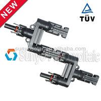 mc4 type solar branch y connector 1 pair MMF&FFM