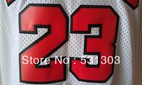 wholesale & retail top quality new fabrics printing #23 Jordan Basketball jersey 7 Colors Free shipping