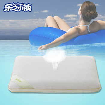 Free Shipping Ritz 3d pillow water wash breathable height adjustable neck multifunctional pillow type candy