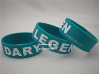 "Legend wait for it Dary Legendary Wristband How I Met Your Mother, Silicon Bracelet, 1"" Wide, Adult, 50pcs/lot, free Shipping"