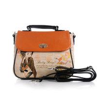 BETTY betty boop women's handbag shoulder bag women's dual vintage messenger bag handbag messenger bag