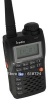 Iradio 568 uhf handheld cb ham radio 5W australian citizen band transceiver radio,476.4125-477.4125MHz,with free earpiece walkie