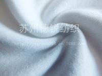 Custom 100% Cotton Knitting Fabric/High Quality 1*1 Rib Cotton Fabric L100CM*W150CM For Clothing, Home Textile