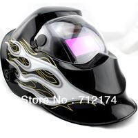Free shipping!New Black tornado Solar Auto Darkening Welding Helmet welder helmet Arc Tig Arc MAG Mask