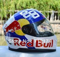 new models genuine HJC Full face Racing helmet Motorcycle Helmet motorbike helmet Double Visor System Approved DOT ECE