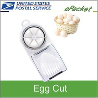 The new material combo cut the egg a type of flavored fancy cut egg / egg slicer