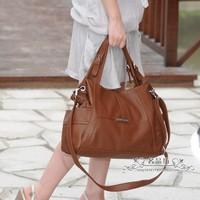 2013 women's handbag genuine leather women's handbag vintage bag handbag shoulder bag messenger bag