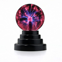 Plasma ball Light Lighting Sphere Party USB Operated