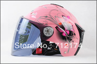 Summer Helmet Motorcycle helmet electric car UV sunscreen half helmet men and women