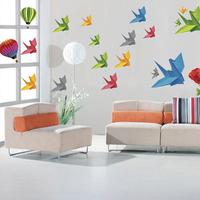 Romantic 12 woah , wall stickers ofhead sofa tv background wall