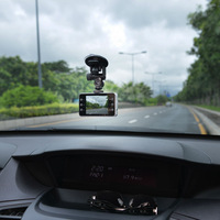 "NEW 2.7"" Screen 140 Degree HD1080p 30fps Vehicle  Car DVR Dashboard Camera Cam Video Recorder Built-in G-sensor HDMI K6000"