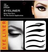 10pcs/pack Hot sale eye shadow sticker double eyelid ES004,free shipping