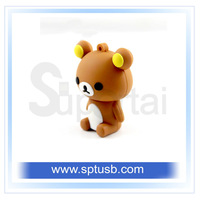 Cool Fashion cat usb flash drive flash genuine 1G/2G/4G/8G/16G real capacity flash memory drives.
