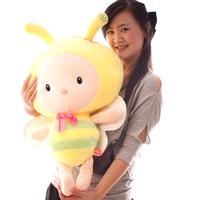 Bee doll plush toy bee doll birthday gift girls  55cm