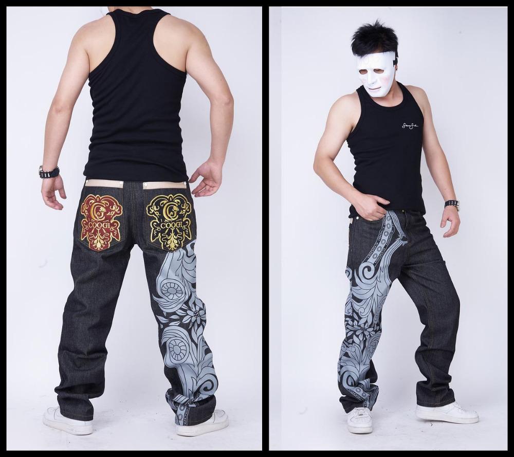 World Famous Hip Hop Clothing Designers Denim hip hop Jeans Famous