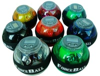 New powerball gyroscope led wrist strengthener ball speed meter power control ball forces the black circle ALC and AC 8 colors