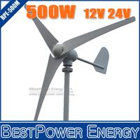 Max. Power 600W AC12V Wind Turbine Generators for Wind Power System
