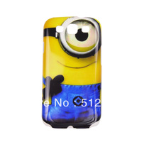 DESPICABLE ME MOVIE MINION  Mobile Phone Hard Case/Cover For I9300 Samsung Galaxy SIII #K00388