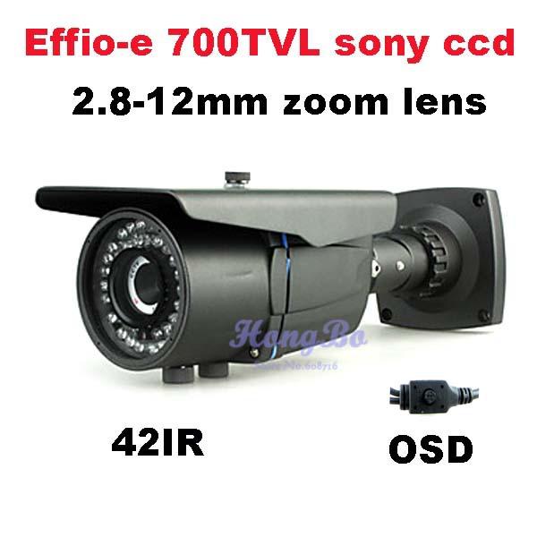 все цены на  Камера наблюдения OEM Sony effio /effio/e 700 2.8/12 /cctv  онлайн