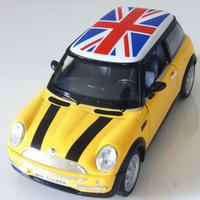 Ultralarge mini s m word flag alloy car model WARRIOR toy car