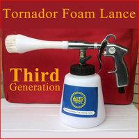 Free Shipping Foam Lance Tornador Super Car Wash and  Cleaning Gun Tool