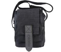 SLR one-shoulder bag Canvas Black  free shipping Digital camera backpack