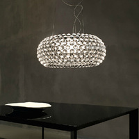 Dia 50cm higher quality CABOCHE SUSPENSION Chandelier include R7S bulb