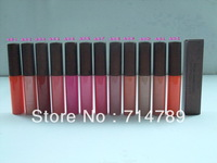 new professional brand makeup LIPGLASS Lip Gloss 12 color choose 4.8g(12pcs/lot) free shipping