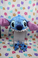 New arrival lilo and stitch hat   COSTUME PLUSH HAT WITH CLAWS