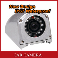IR Waterproof Metal car HD camera for Bus/Truck/Mobile DVR/Rear view system CCR150