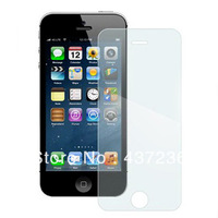 Free shipping 2PCS Wholesaler Clear Front LCD Screen Protector Skin Cover Shield For iPhone 5G E4044