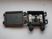 2013 best selling waterproof solar pv junction box ip65 for flexible solar panel