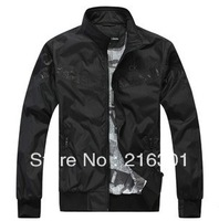 2013 Spring Autumn The new stand-collar Commerce jacket explosion models Slim casual jacket