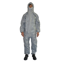 Dupont tychem f chemical protective clothing